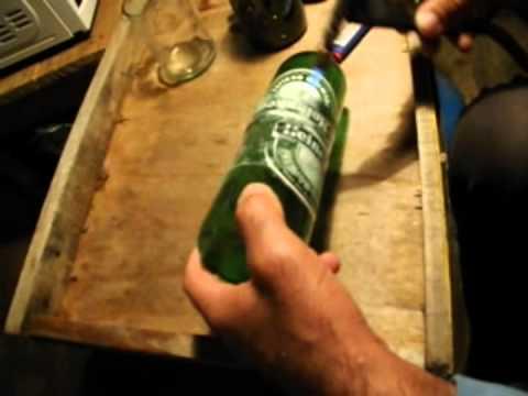 Ladrillos de botellas de vidrio