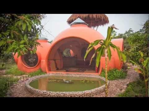 ...Steve's Dome Home...