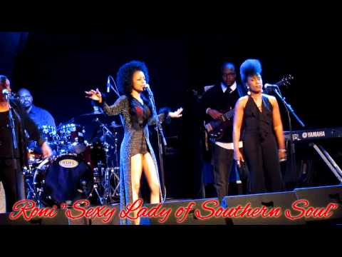 "Roni ""The Sexy Lady of Southern Soul"" Performed in Nashville, TN - to a SOLD OUT CROWD- December 29…"