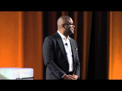 Tyler Perry Addresses Confer on Volunteering and Service