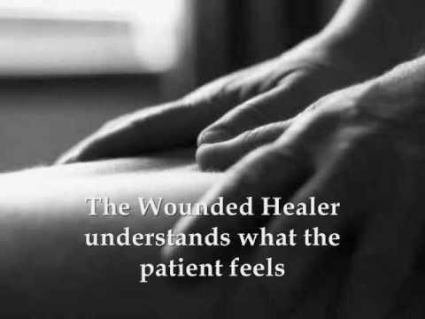 The Wounded Healer - von Hannelore, danke dir
