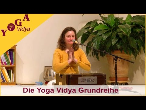 Die Yoga Vidya Grundreihe - Katyayani
