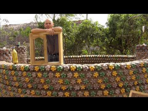häuser und mehr - aus platikflaschen