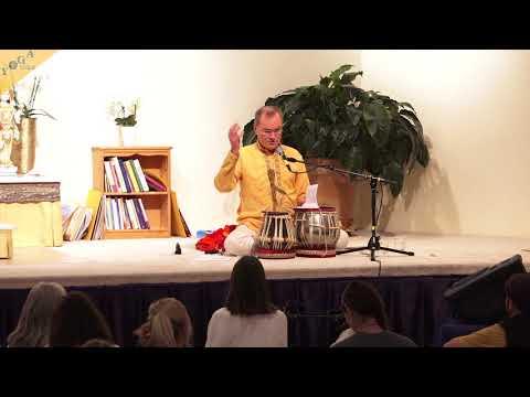 Vortrag Sukadev  - Wie man die Kundalini erweckt?!