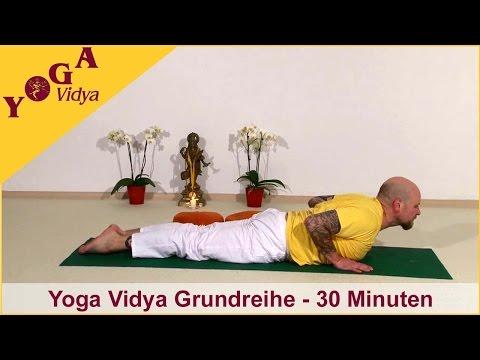 Yoga Vidya Grundreihe - Mittelstufe in 30 Minuten