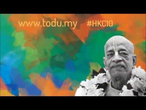 10th National Hare Krishna Convention (HKC) Teaser - Malaysia
