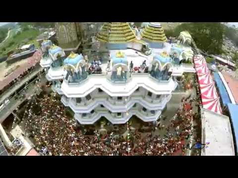 Sri Sri Radha Krishna Kanaiya Grand Opening Highlights