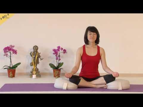 Achtsamkeits Meditation nach Patanjali - Körper Samyamas