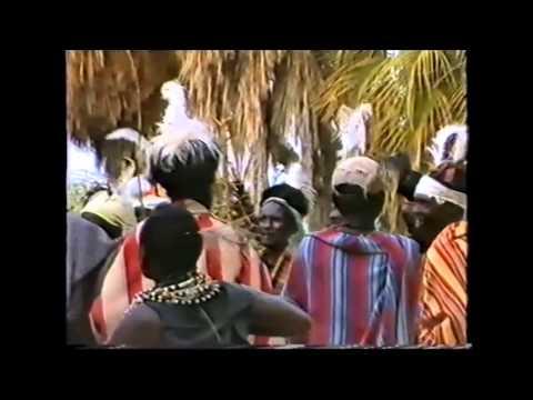 Kenia - Turkana See Umrundung Teil 2 Eliye Springs Central Island .wmv