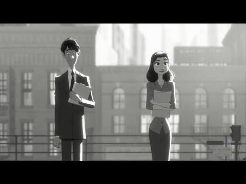 Disney macht Papierflieger zu Liebesboten