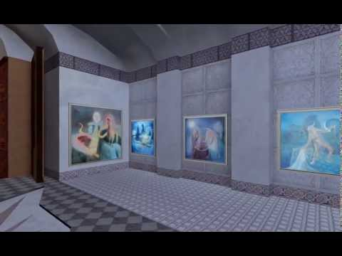 Margaretha Gubernale  -  Mostra Personale Virtuale in 3D