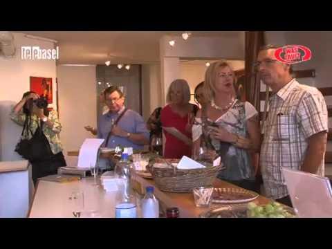 Ruth Kissling de Bâle Suisse im Telebasel - Was lauft