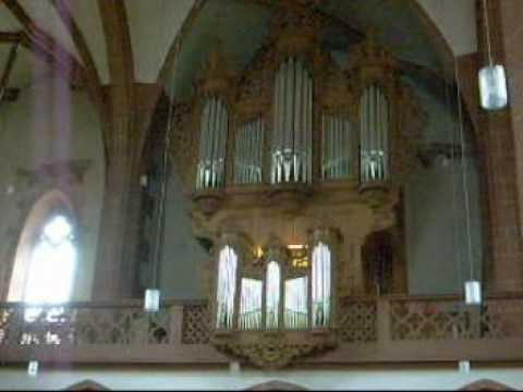 Silbermann-Orgel zu St. Leonhard in Basel