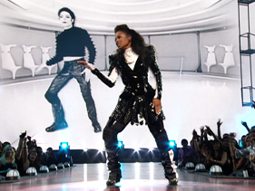 Michael Jackson Tribute @ VMAS 2009