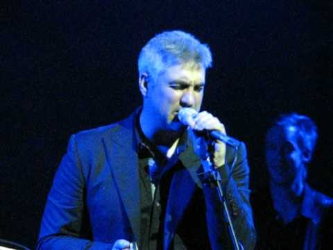 In the Ghetto, Taylor Hicks & the Jamie McLean Band - Bijou Theater, Bridgeport, CT 9-7-12
