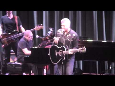 Taylor Hicks at Composers Showcase