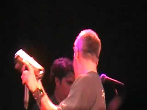 Taylor Hicks Says He  Ain't Gonna Hurt Nobody  at WorkPlay 12 09 10