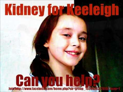 Kidney for Keeleigh