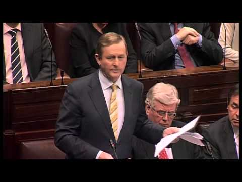 Statement by Taoiseach Enda Kenny on Magdalene Laundries