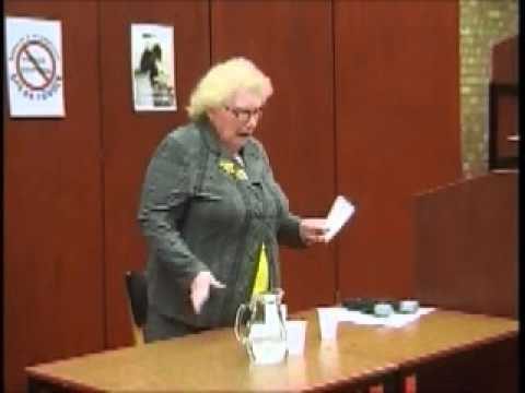 Denise Robertson - Stop Forced Adoption Conference