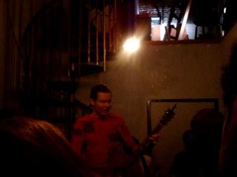 "Jonsi (Sigur Ros) ""Boy Lilikoi"" Live Origami Vinyl Echo Park, CA 10.17.10"