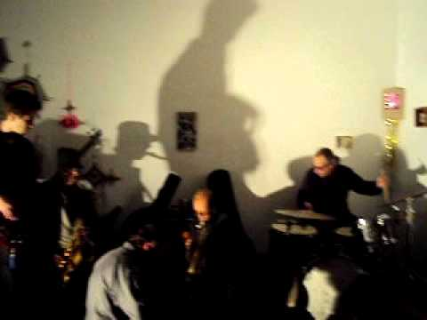 Skyline Electric Live @ Sancho Gallery Jan 7th 2011