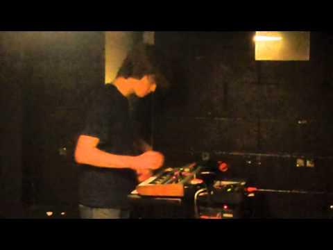 Dane from Abe Vigoda solo performance Live in Echo Park