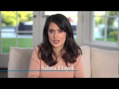 Salma Hayek endorses Eric Garcetti for Mayor of Los Angeles (Spanish)