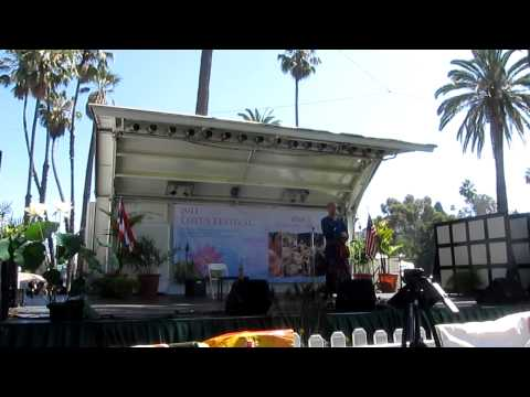 Thai Hip Hop at Lotus festival in Echo Park