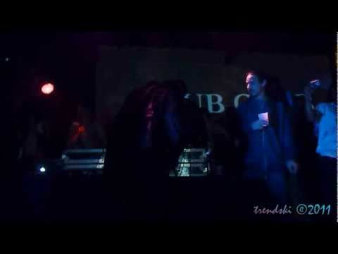 """Damian """"Jr. Gong"""" Marley @ DUB CLUB, Echo Park"""
