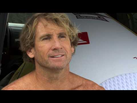 Robby Naish praat over Stand up Paddle