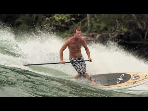 Stand Up Paddle Colombia / Blueline - Paddlesurf Hawaii