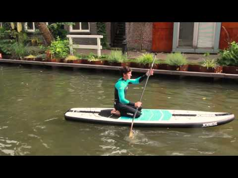 How To SUP - An Instructional Stand Up Paddle Video