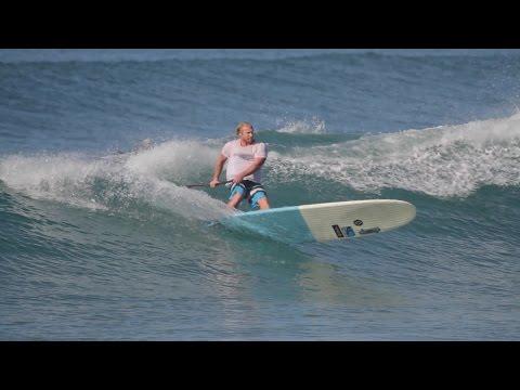Sup Surfing Jackson Close 10ft Deep 2016