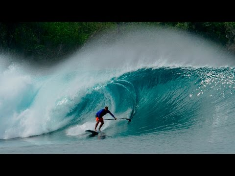 SUP Surfing Mentawai Boat trip with Blue Planet Australia