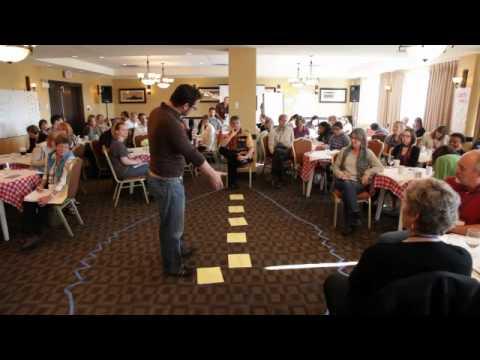 Teaching: Chaordic Stepping Stones - Tim Merry