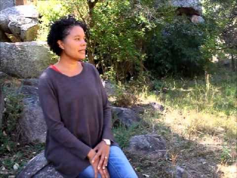Marianne Knuth on Kufunda Village