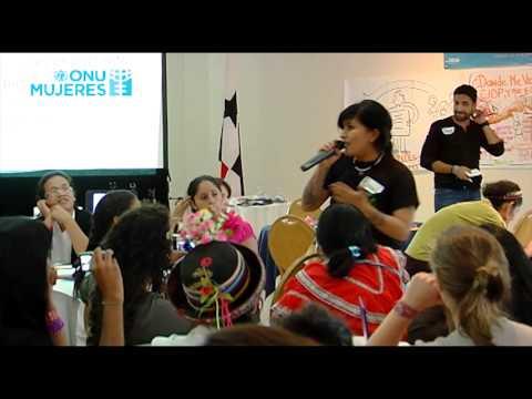 Example-Harvest: Foro Regional Latinoamérica y el Caribe: Mujeres Jóvenes, Liderazgo y  Gobernabilidad