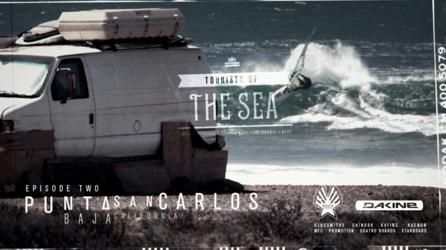 Tourists of The Sea - Episode Two - Punta San Carlos - Surgical Strike - Kevin Pritchard + Graham Ezzy