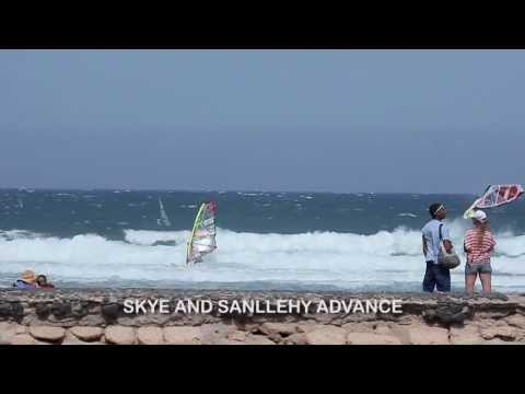 PWA Tenerife 2013 - Highlights DAY 1