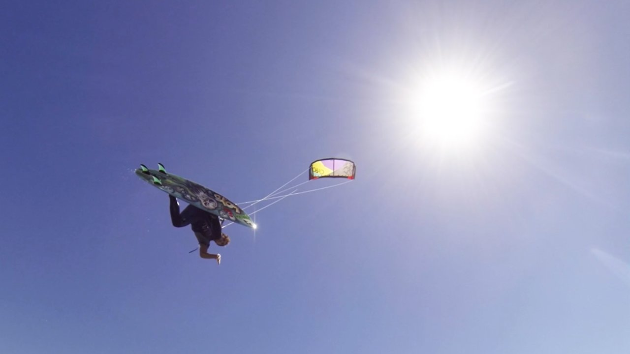 MORSELS - Kitesurfing Windsurfing POV - Bennett Williams