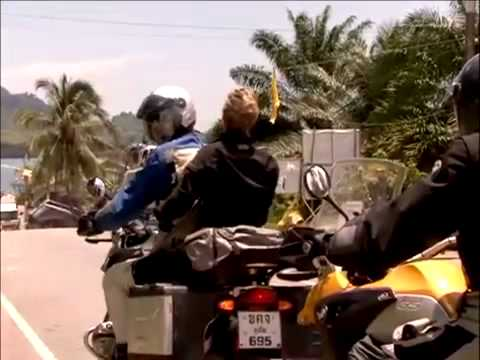 The Ultimate Bike Adventure in Asia, Discovery Moto Tour, on Nathalie-TV.com