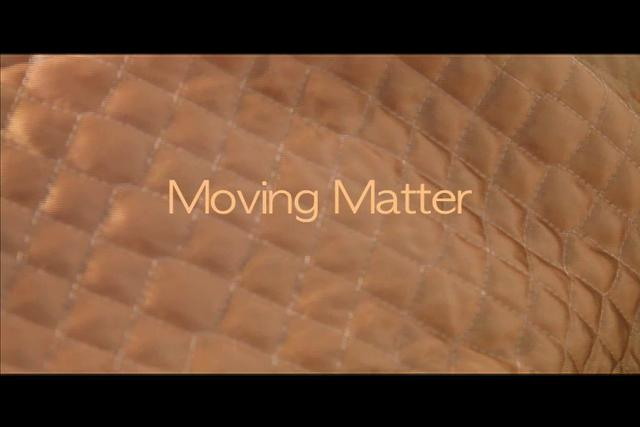 Moving Matter (an attempt to meet in the astral plane)
