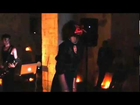 Black Fantasy Live @ P_Public Festival, Underground Fountain of Splantzia square, Chania