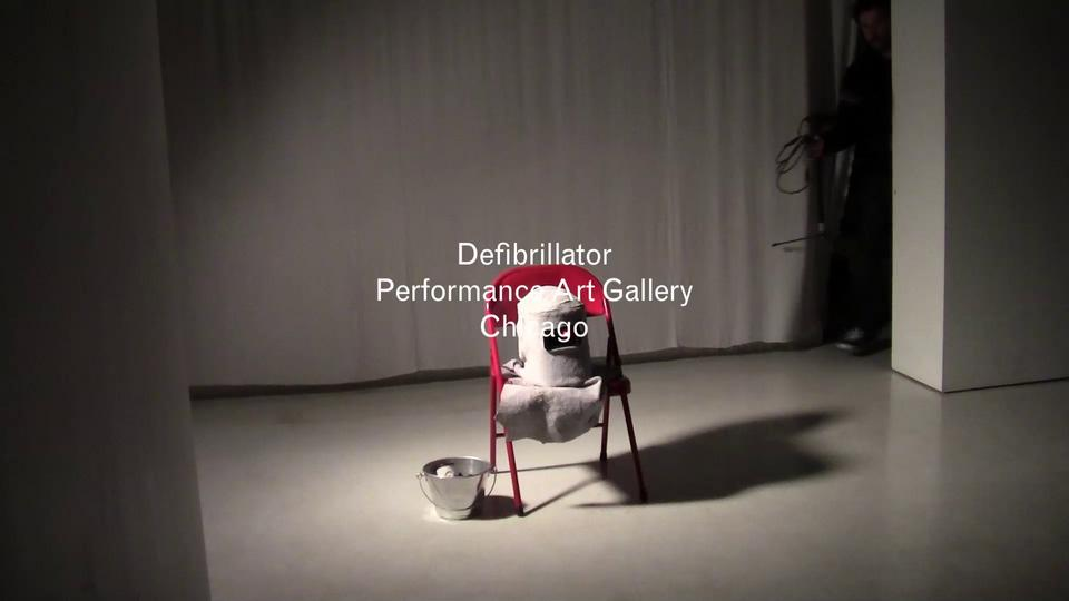 Performance Effort at the Defibrillator / Chicago • April 6th, 2012 (Full Edition)