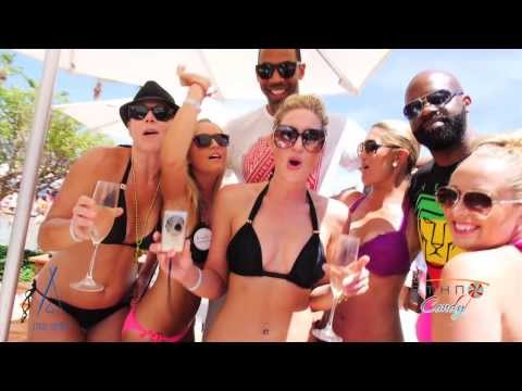::Ethno Candy:: Pool Party @ Nikki Beach Cabo San Lucas Mexico | Bikini Bash In Los Cabos Hottest Day Party