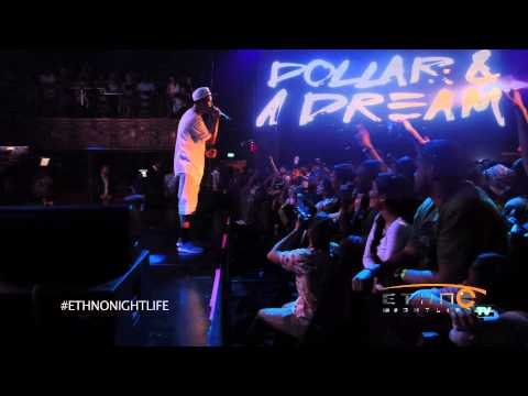 ::Ethno Nightlife:: J. Cole's A Dollar And A Dream Tour at Belasco in Los Angeles, CA