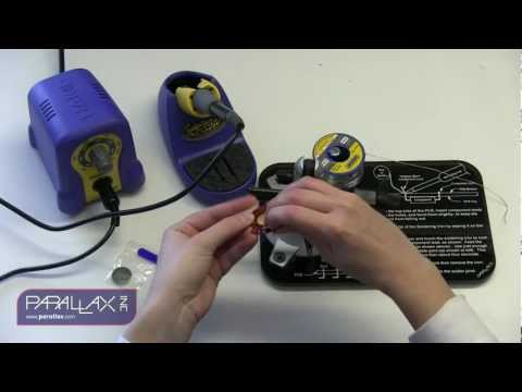 S2 Badge Soldering Instruction
