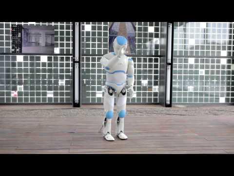 PRESENTACION DEL PROYECTO ROMEO (Romeo robot)