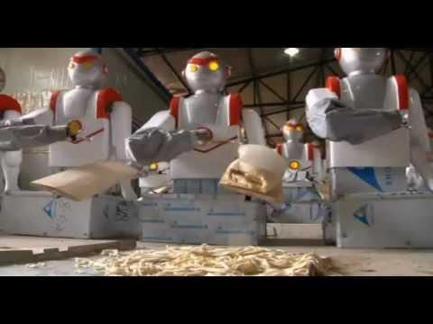 Robot chefs arrasa en los bares de China